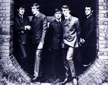The Moody Blues: The Original Line Up